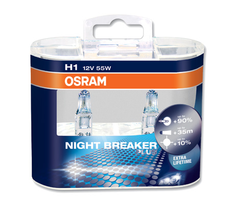 osram night breaker plus 12v up to 90 more light up to 10 whiter light 3600k mk led. Black Bedroom Furniture Sets. Home Design Ideas