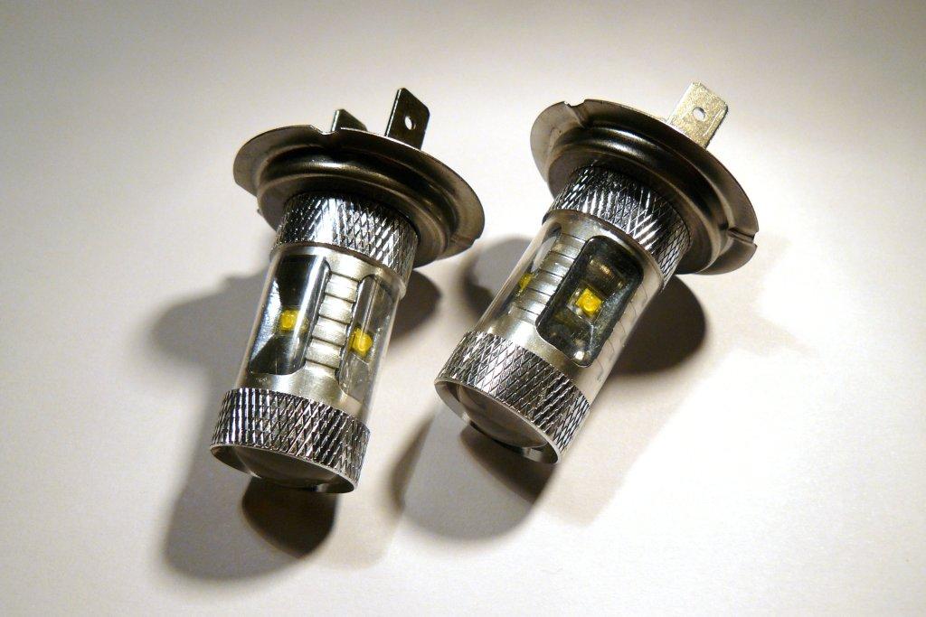 H4 žarulje test
