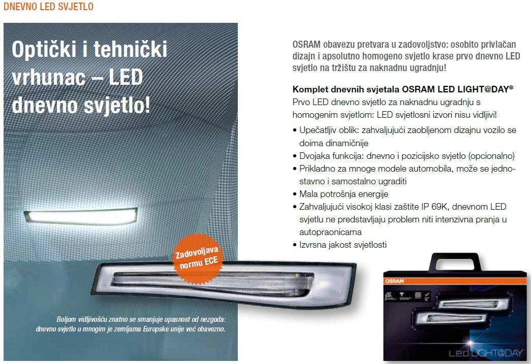 LED Light&Day DRL