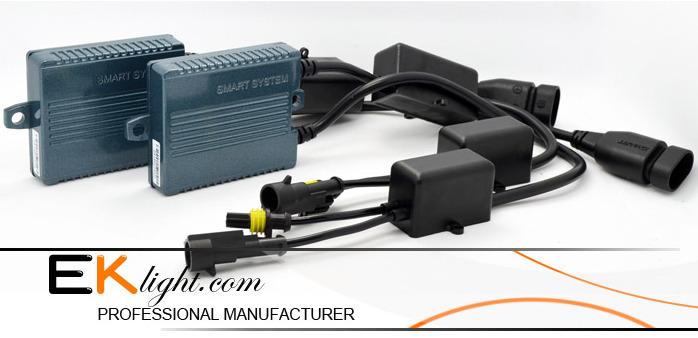 EK Lighting K9 CANBUS Ultra Slim Xenon HID balast 4