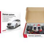 AMiO Xenon SLIM kit package