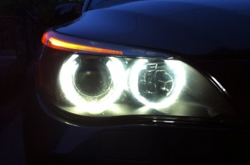 BMW Angel Eyes LED pojačivači