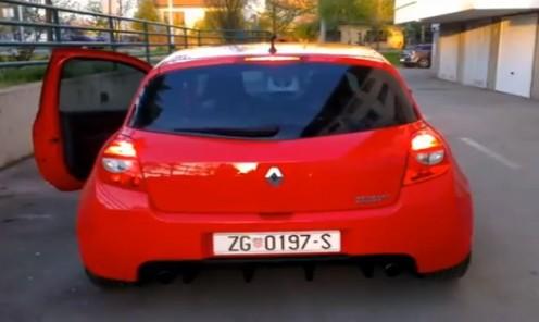 Clio Sport 197 LED prerada