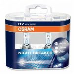 Osram night breaker plus h7 package