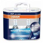 Osram night breaker plus h7 package