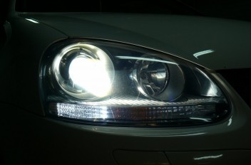 VW Golf V GTI