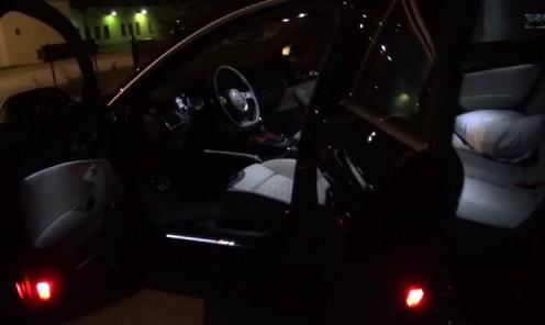 Audi RS6 OEM LED osvjetljenje