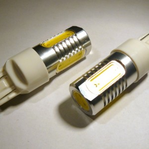 7443 (W21/5W) 6W High Power LED bijela