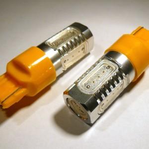 7504 (WY21W) 7.5W High Power LED narančasta