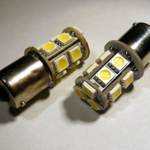 BA15S (R10W R5W) SMDx13 LED bulb & BA15S (R10W R5W) SMDx13 LED bulb - MK LED Auto/Moto rasvjeta