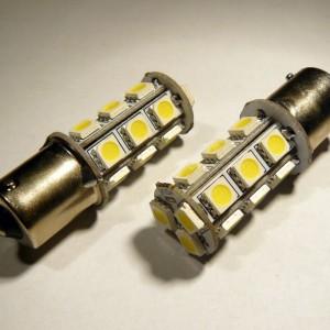 BA15S (P21W) 18 SMD LED bijela