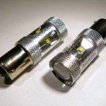 BA15S (P21W) 30W Cree High Power LED bijela