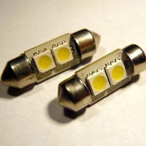 C5W SMDx2 LED