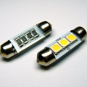 C5W SMDx3 CANBUS G2 LED