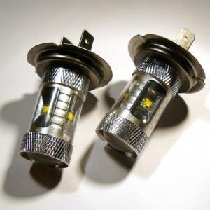 H7 30W Cree High Power LED