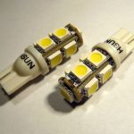 T10 (W5W) SMDX9 LED