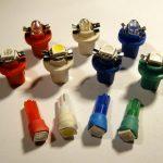 T3, T4.2, T4.7, T5, B8.3D, B8.5D LED bulbs