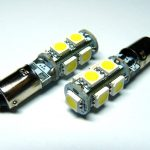 BAX9S (H6W) SMDx9 CANBUS G2 LED