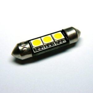 C5W SMDx3 LED 37mm