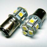 BA15D SMDx8 SMD LED žarulja