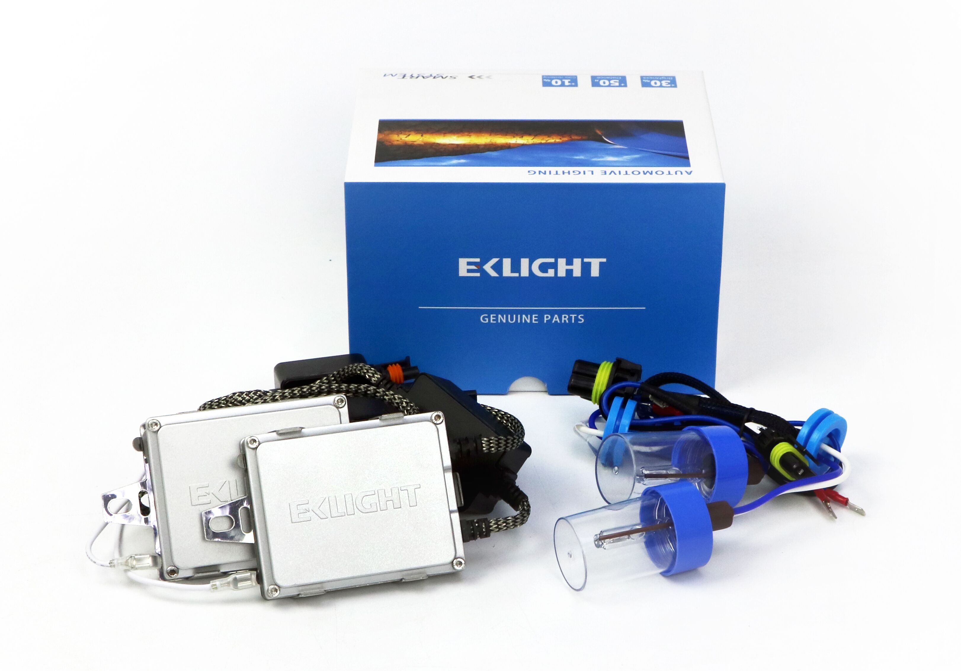 EK Lighting Q4S Super Slim CANBUS Xenon HID kit 12V