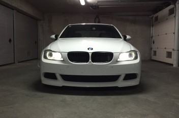 BMW 3 E90 LCI