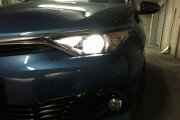 Toyota Auris 2015.