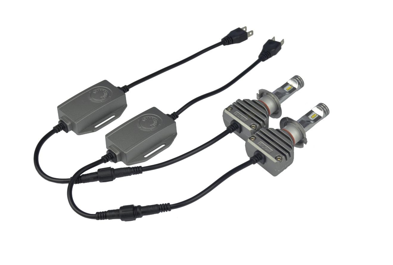 EK Lighting LUMILEDS K8 LED Headlights kit
