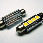 C5W SMDx4 CANBUS LED s hladnjakom