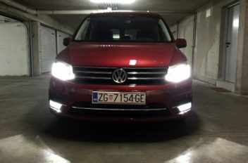 VW Caddy 2016