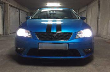 Seat Leon coupe