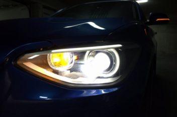 BMW 120d F21