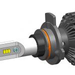 Lumileds LED Headlights kit K6F