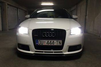 Audi A3 8P Sportback MK2
