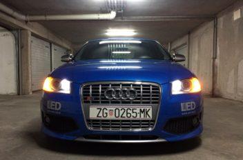 Audi S3 8P MK1