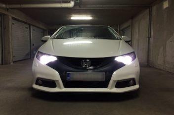 Honda Civic FK2