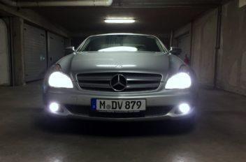 Mercedes Benz CLS W219