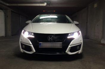 Honda Civic FK