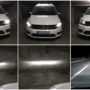 VW Caddy 2K FL2 K6F H4 bi-LED headlights + Osram DRL collage