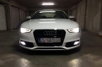 Audi A5 B8.5