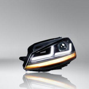 BS LEDriving Headlight VW Golf VII LEDHL103 104-BK