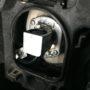 BMW E90 MK1 LED M8X low beam installation