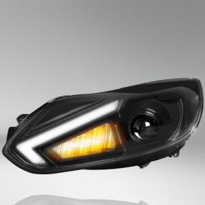 LEDriving XENARC headlight for Ford Focus III LEDHL105 LEDHL106 lamp