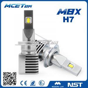 M8X LED Headlight H7 bulb 1