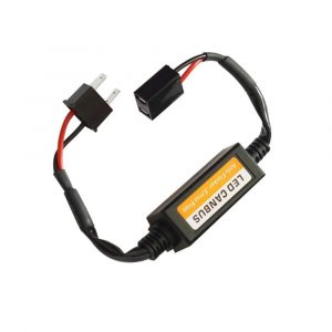 CANBUS & anti-flicker H7 LED error canceler