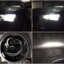 Audi A4 B8.5 Avant V10 H7 high beam + PSX26W LED DRL lights collage