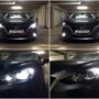 Mazda 3 BM sedan M3P H11 LED kit low beam + H11 V10 LED fog lamps + T10 LED bulbs for position and licence plate collage 1