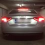 Audi A5 B8.5 Sportback T10 High Power LED 7.5W reverse lights