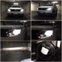 Dacia Duster Osram LEDriving Gen1 H7 low beam +Osram Diadem Chrome side indicators collage