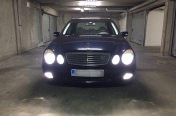 Mercedes Benz E klasa W211